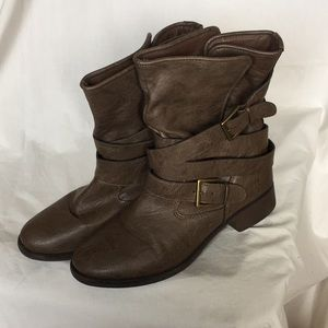 Size 11 booties